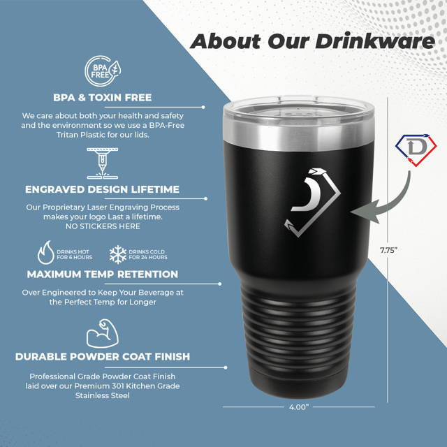 Custom Logo Water Bottle Features and Benefits Laser Engraved Business Logo