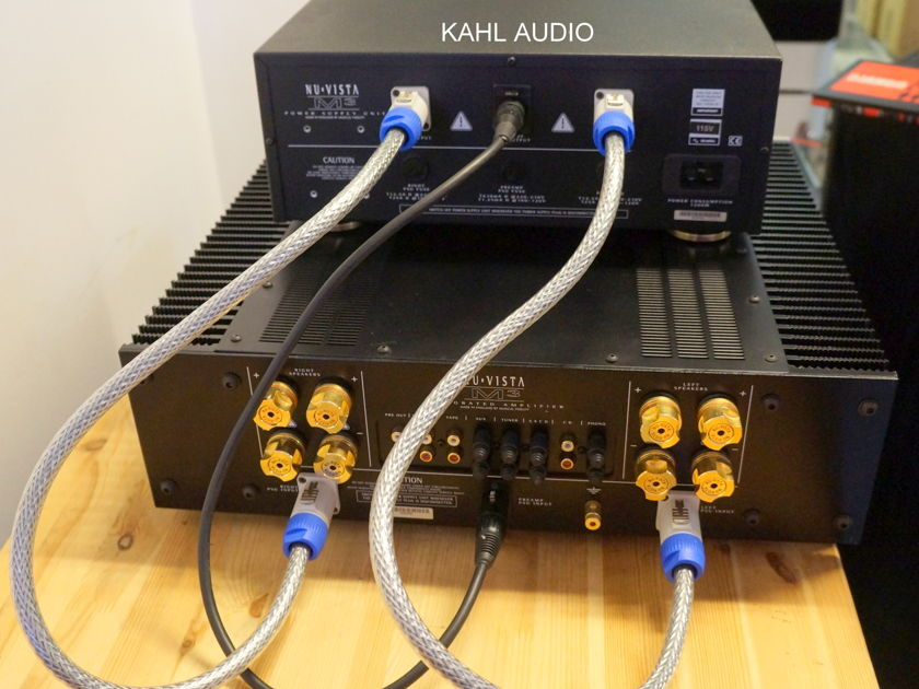 Musical Fidelity Nu-Vista M3 Integrated amp. Stereophile recommended! $5,000 MSRP