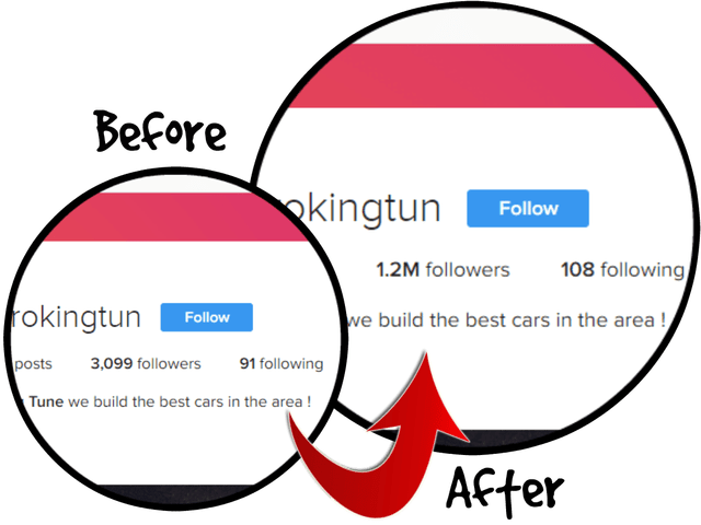 Gain Instagram Followers within few minutes!
