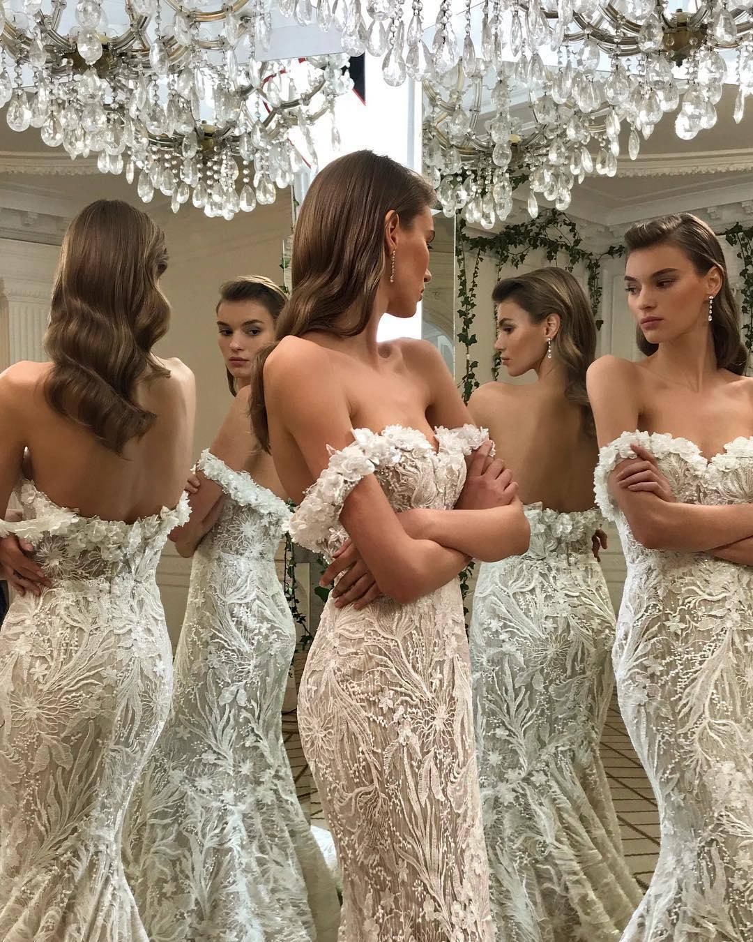 ENZOANI odette WEDDING DRESS