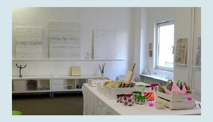atelier maltopf ansicht atelier