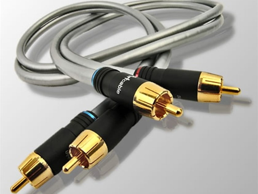 Audio Art Cable   IC-3 Classic RCA or XLR 2014-2015 Stereophile Recommended Component!