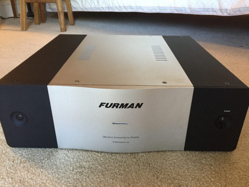 FURMAN IT-REFERENCE 20i Excellent Condition