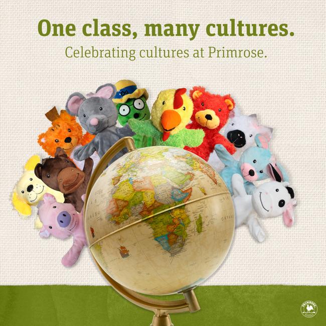 Celebrating different cultures in Primrose