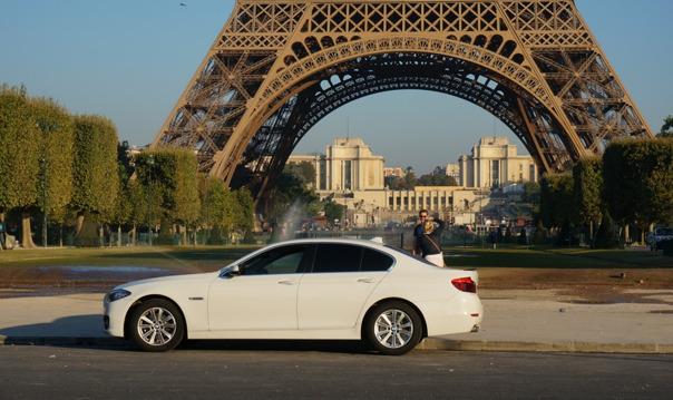 Влюбиться в Париж за три часа во время прогулки на авто