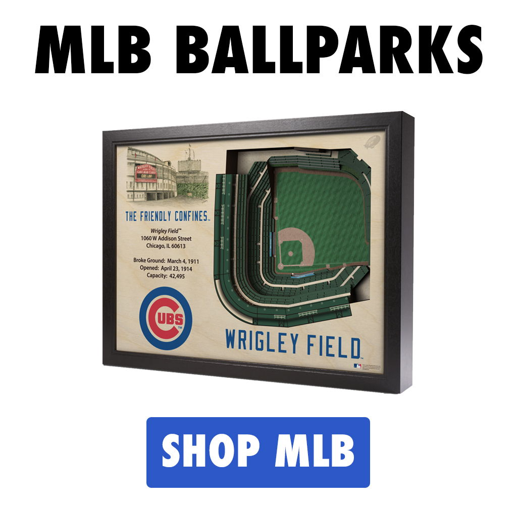 MLB Stadium Views