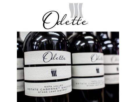 Odette Estate Reserve Cabernet Sauvignon 2014 in OWC - RP 98+
