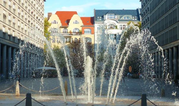 Западный Берлин: Шарлоттенбург – пешком от буржуазного к королевскому