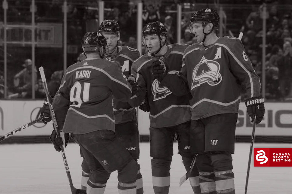 Avalanche Favoured To Win 2021-22 Stanley Cup Title