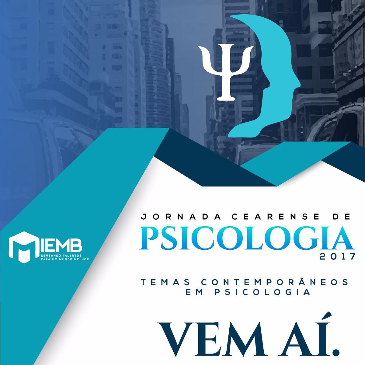 Jornada Cearense de Psicologia 2017