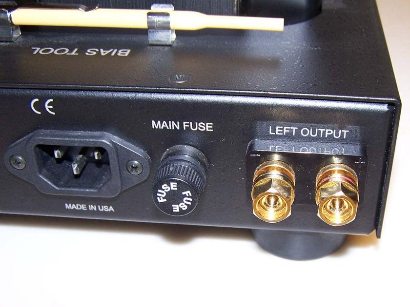 ROGUE AUDIO ATLAS 55 WPC PURE TUBE POWER-LIKE NEW!