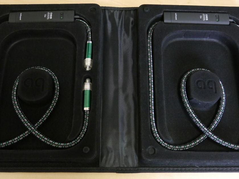 AudioQuest Columbia 1m RCA  Pair