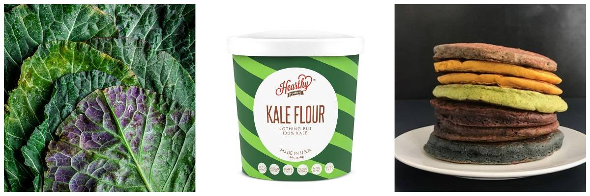 keto friendly Kale Flour
