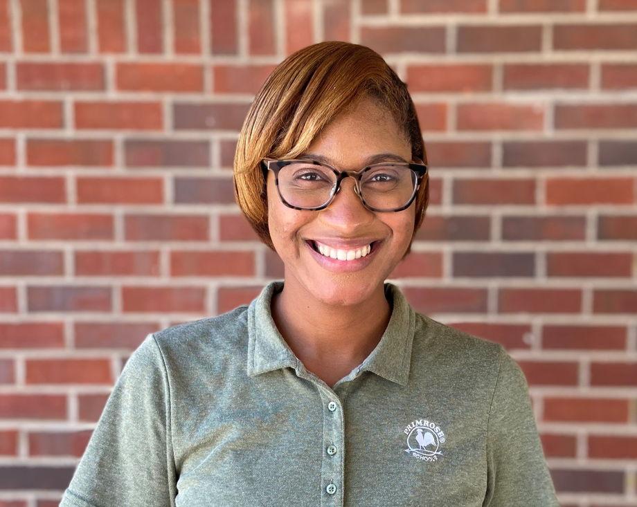 Ms. Sasha Moore , Venture Program Support Teacher
