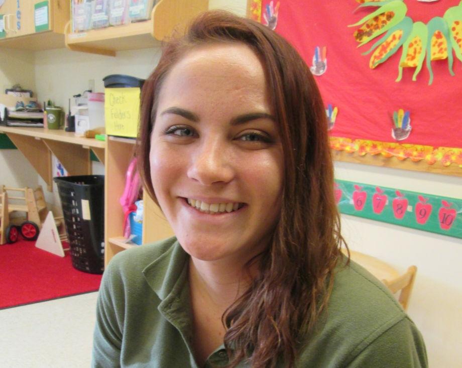 Alexandria Smith , Teacher's Aide