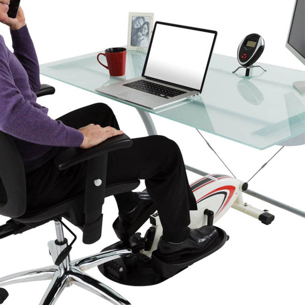 CardioDesk desk bike cycle active workstation