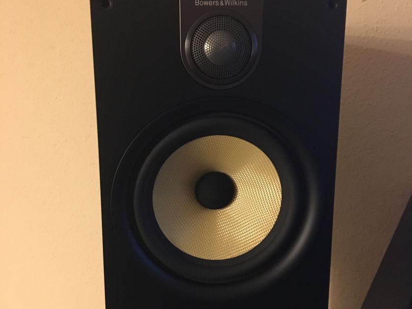 """Bowers and Wilkins 685 S2 6-1/2"""" 2-Way Loudspeakers (Pair)"""