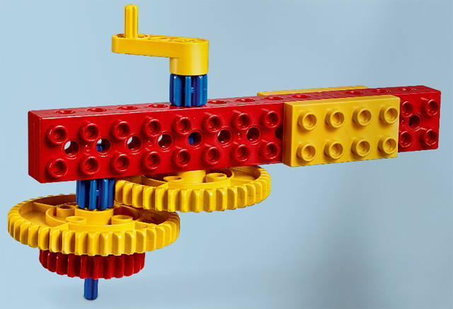 lego spinning parts