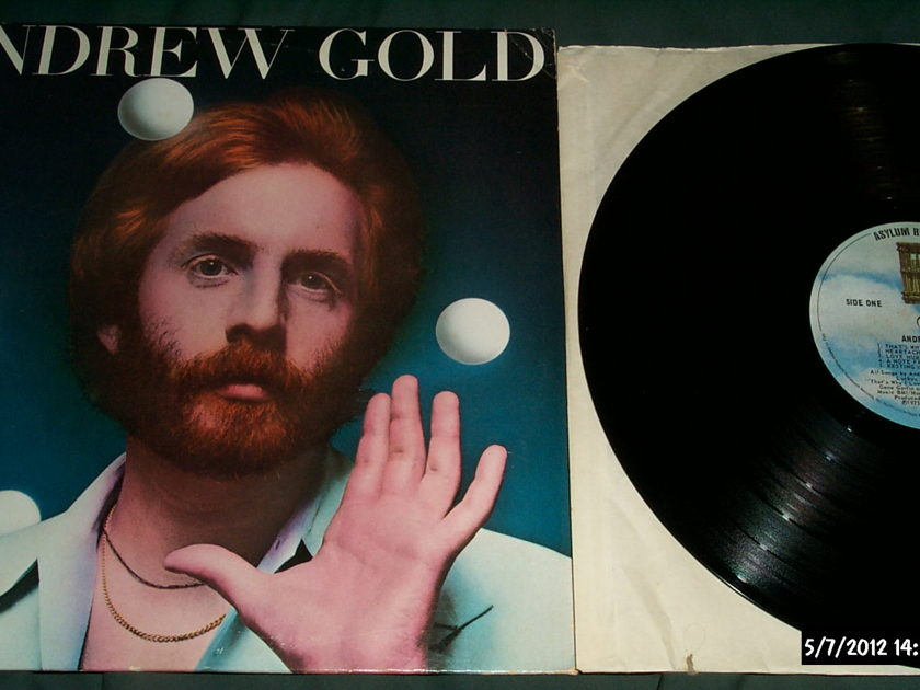 Andrew Gold - S/T LP NM