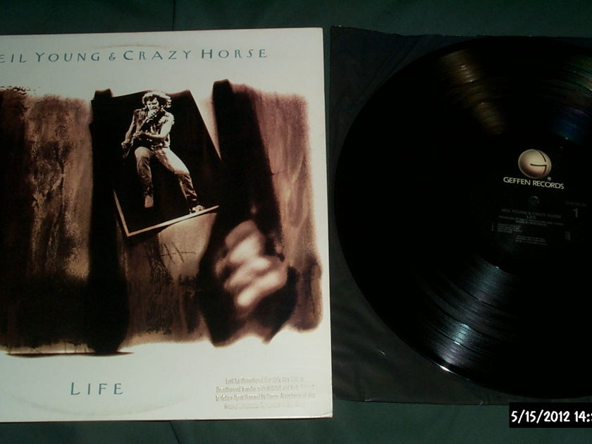 Neil young - Life lp nm