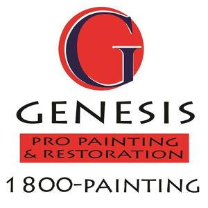 Genesis Pro Painting & Restoration Inc. logo
