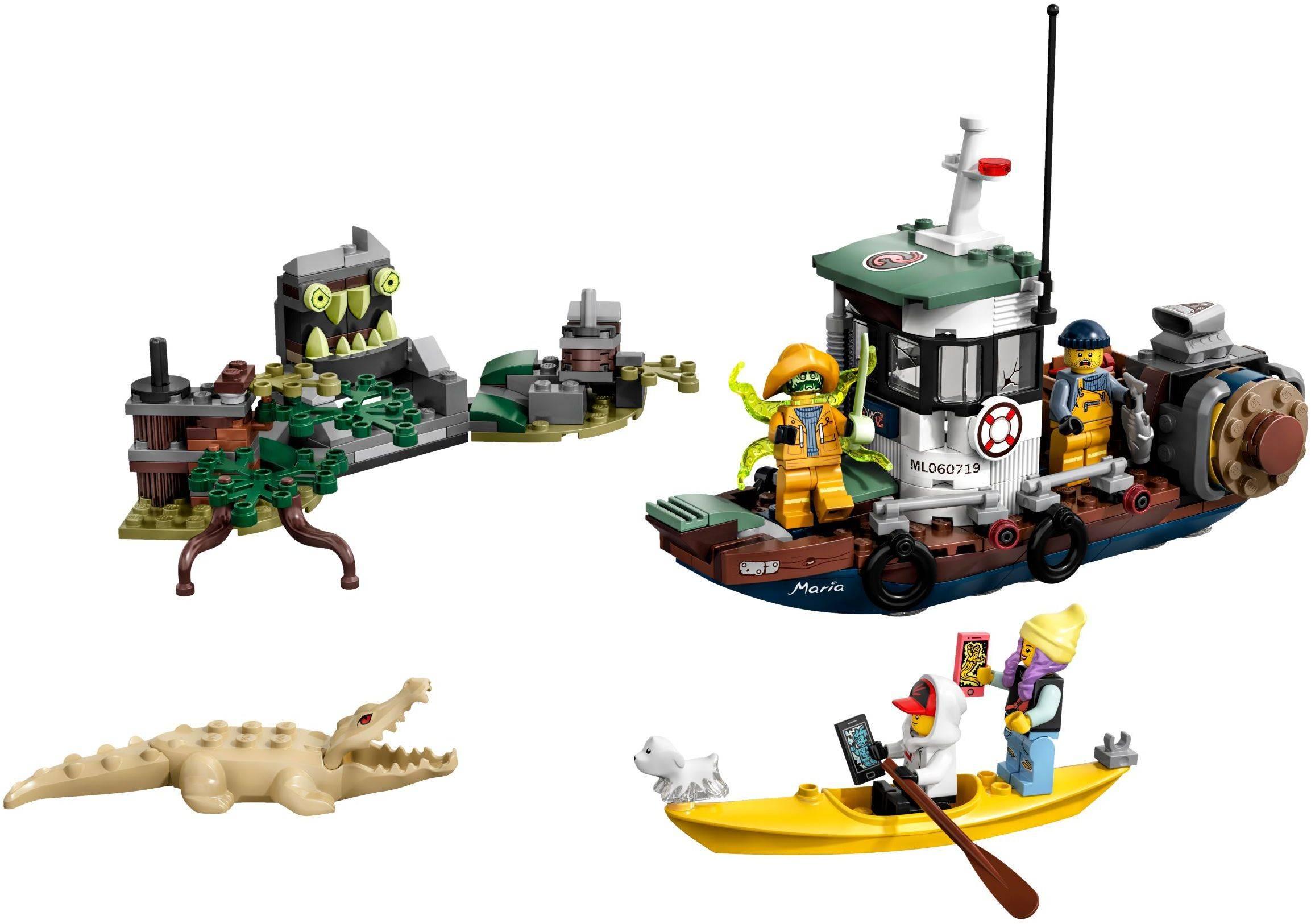 LEGO 70419-1 Wrecked Shrimp Boat