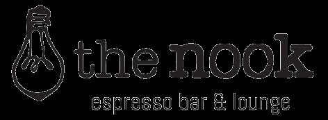 Logo - The Nook Espresso Bar And Lounge