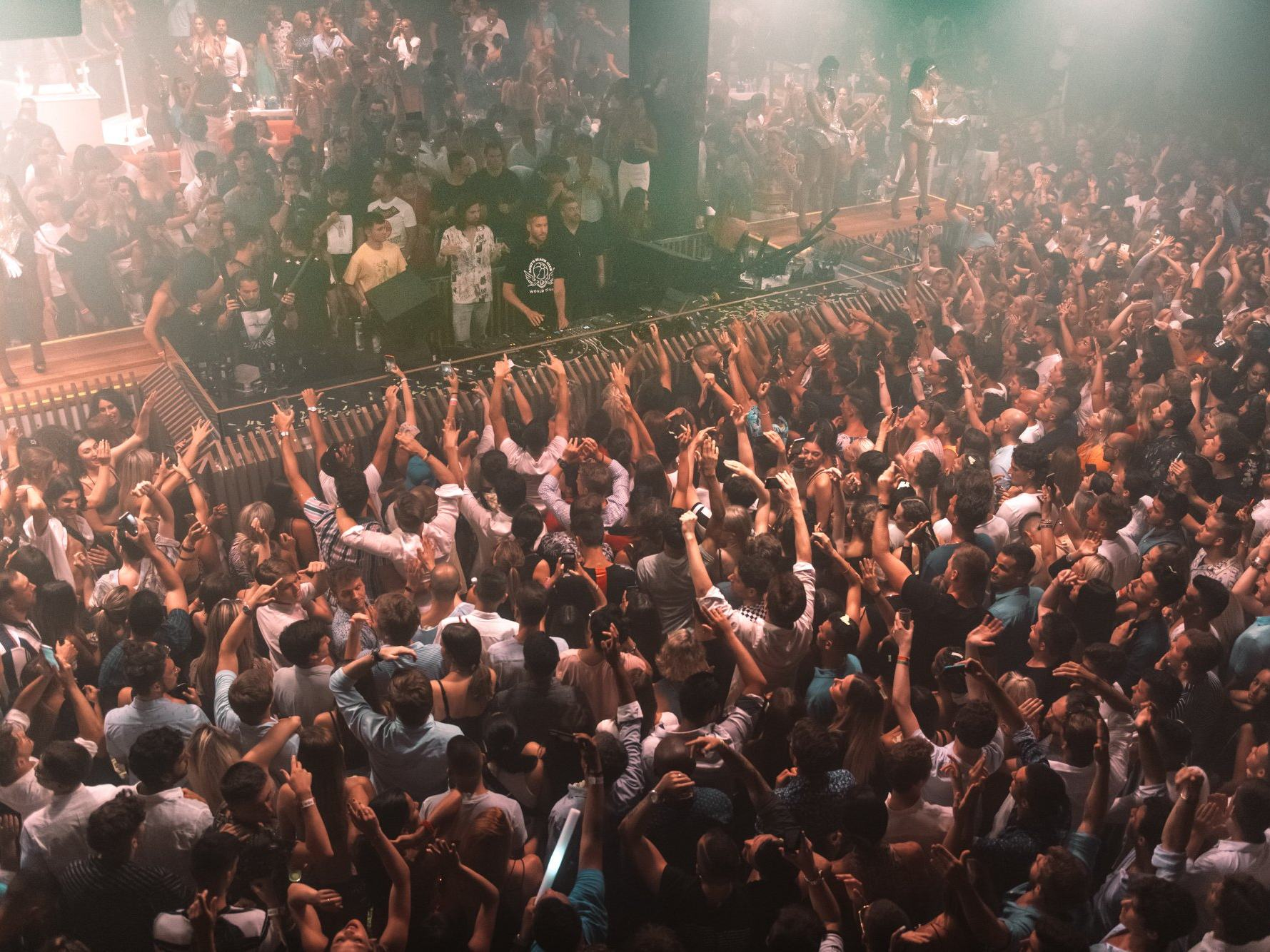 Calvin Harris Pacha Ibiza Tickets