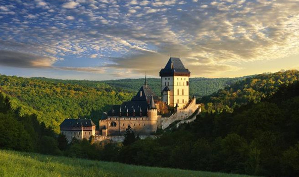 Замки императоров - Карлштейн и Конопиште