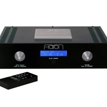 No.22 Cineast Stereo Preamplifier