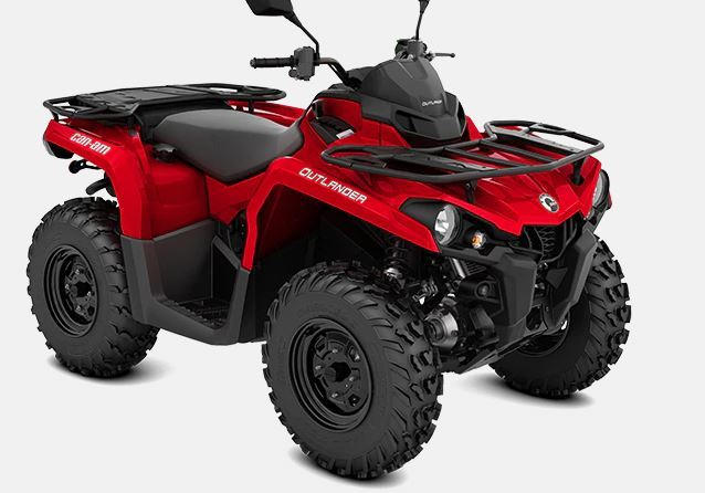 2022 OUTLANDER 450 STD T's featured image