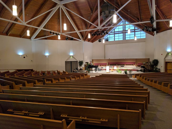 Church Sanctuary Lease