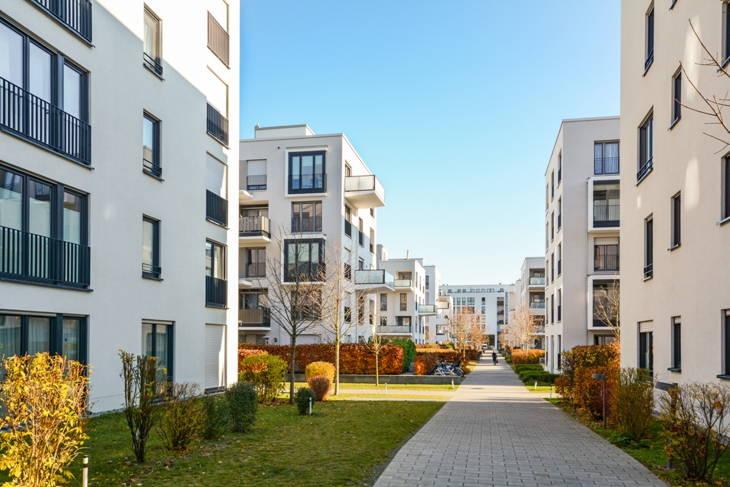 Růst cen bytů
