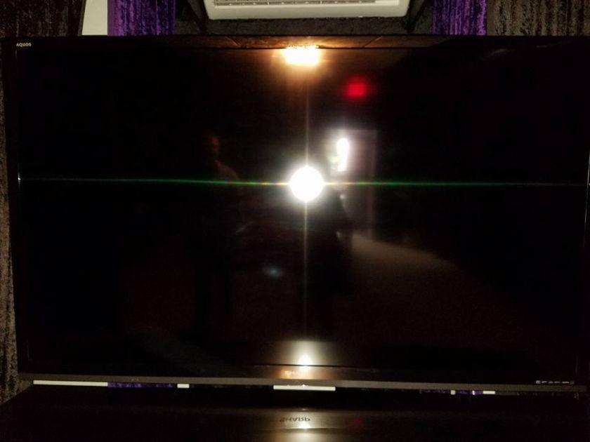 Sharp Aqous 80 inch LED Smart Television