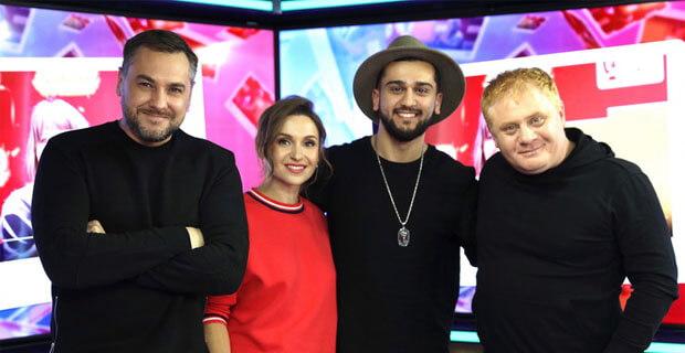 Jony стал гостем утреннего шоу «Русские Перцы» - Новости радио OnAir.ru
