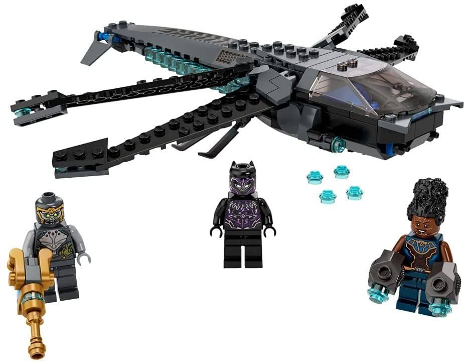 Black Panther Dragon Flyer set