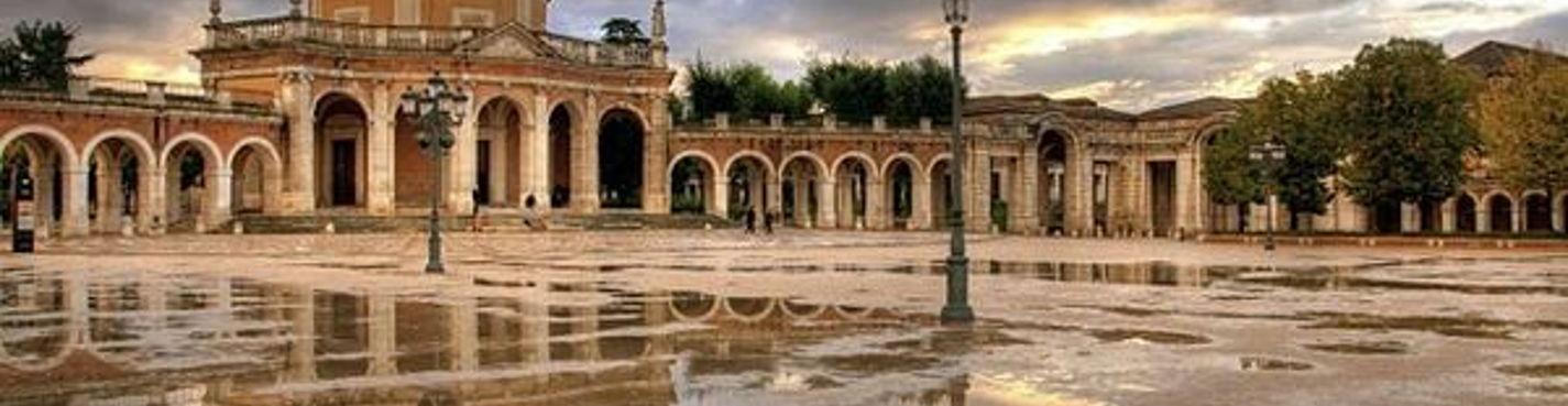 Весенняя резиденция королей Аранхуэс и Первая столица Испании Толедо.