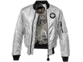 LIMITED EDITION SILVER JACKETS BY NICK GRAHAM