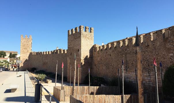 Монблан: каталонский город павшего дракона