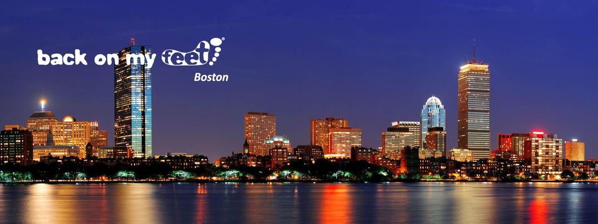 Back on My Feet Boston