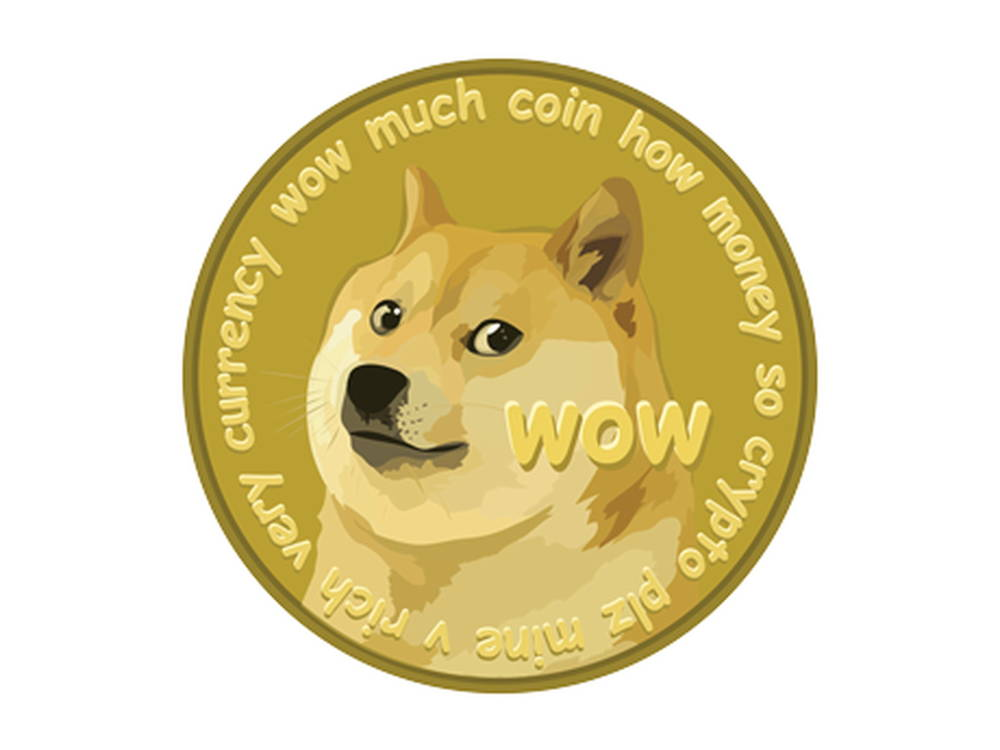 Dogecoin Logo for blog
