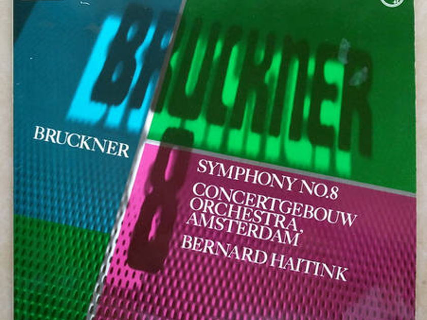 Philips/Haitink/Bruckner - Symphony No.8 / EX