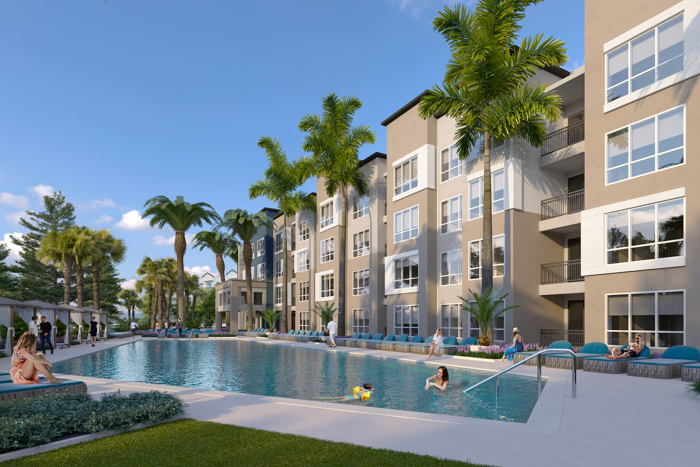 featured image of The Terraces at the Grove Resort