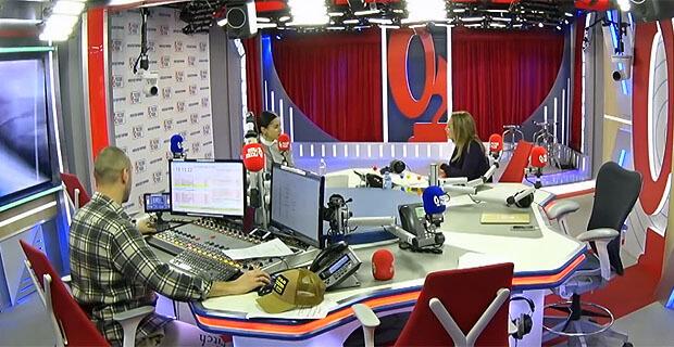 Тина Канделаки и Алла Довлатова устроили грациозные «танцульки» на «Русском Радио» - Новости радио OnAir.ru