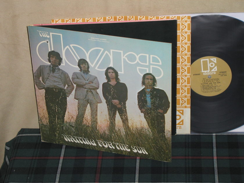 The Doors - Waiting For The Sun (Gold labels) Elektra EKS 70424