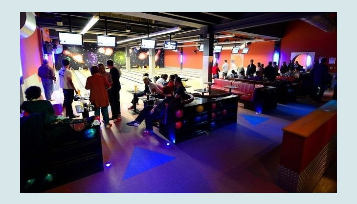 alte papierfabrik bowling bahn