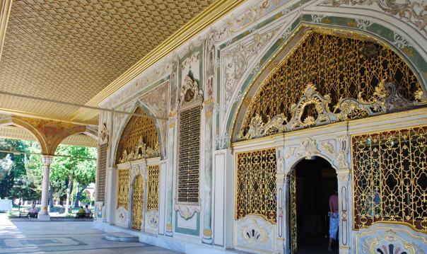 Посещение дворца Топкапы без очереди
