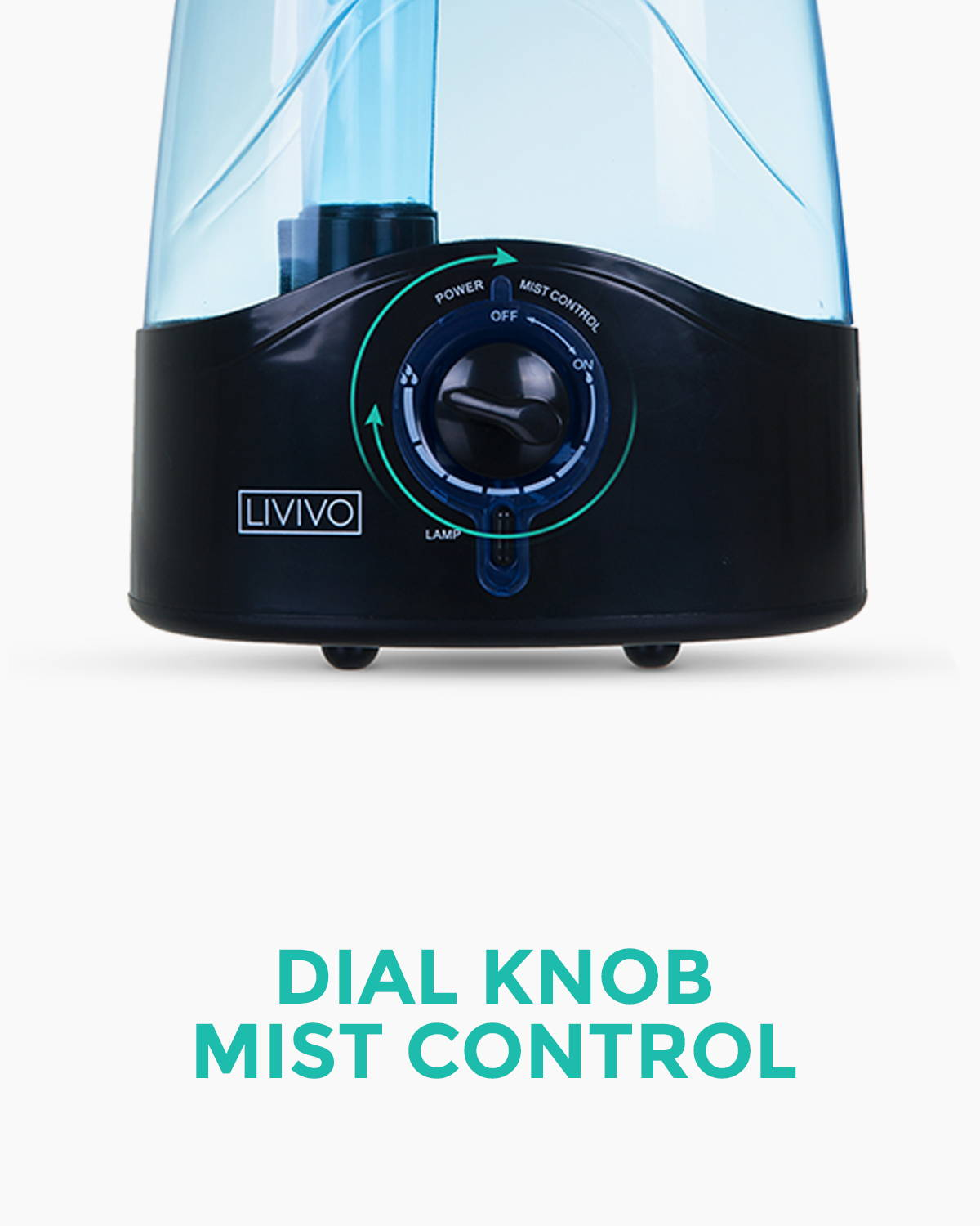 Ultrasonic Cool Mist Technology