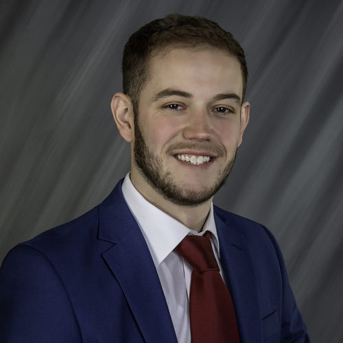 Cameron Cummings with the Affiliated Mortgage Team