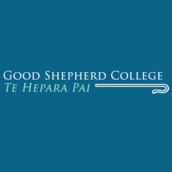 Good Shepherd College - Te Hepara Pai logo